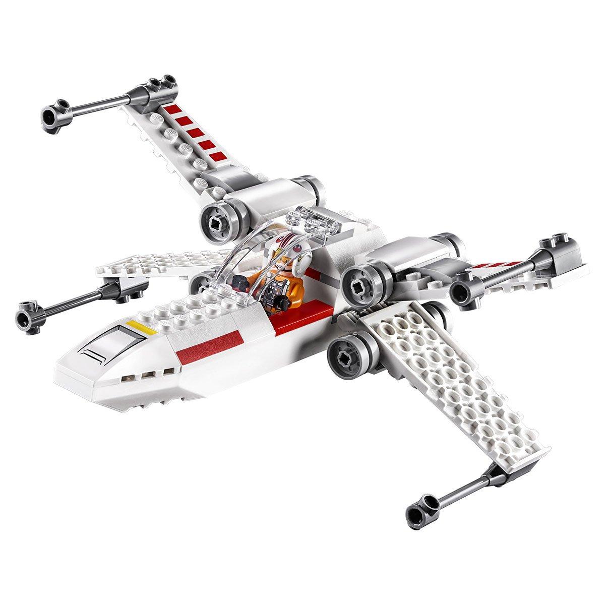 75235 Chasseur stellaire X-Wing de la tranch/ée LEGO Star Wars Jeu de construction