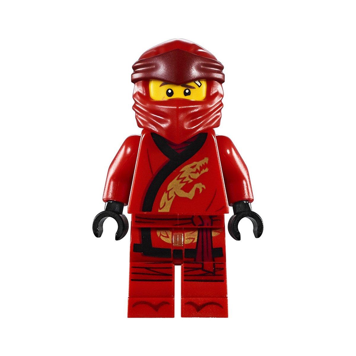 Toupie Spinjitzu Kai Lego Ninjago 70659 Super Heros Cinema Et Jeux Video La Grande Recre