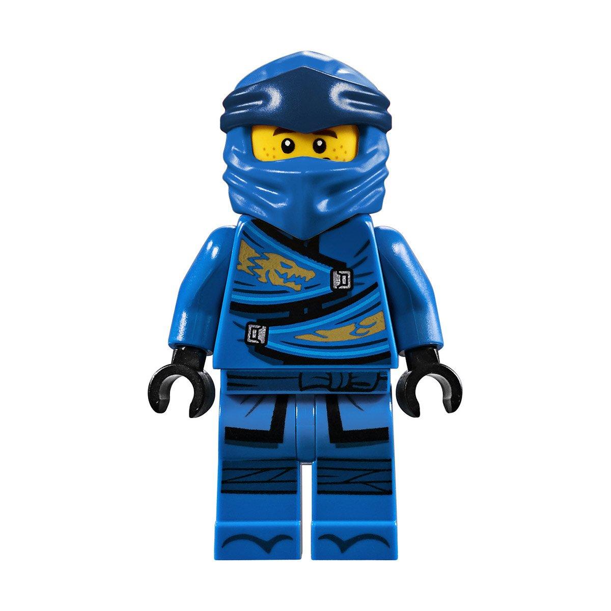 Toupie Spinjitzu Jay Lego Ninjago 70660 Super Heros Cinema Et Jeux Video La Grande Recre