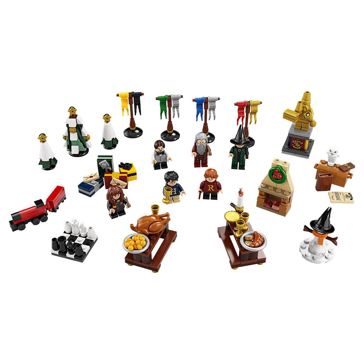 Calendrier De Lavent Pat Patrouille 2019.Calendrier De L Avent Lego Harry Potter 75964 Jeux De