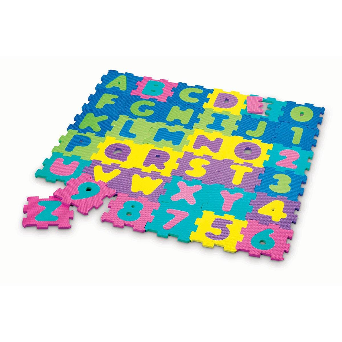 Tapis Alphabet Sevi 140x100 cm 60531 Ameublement et D/écoration