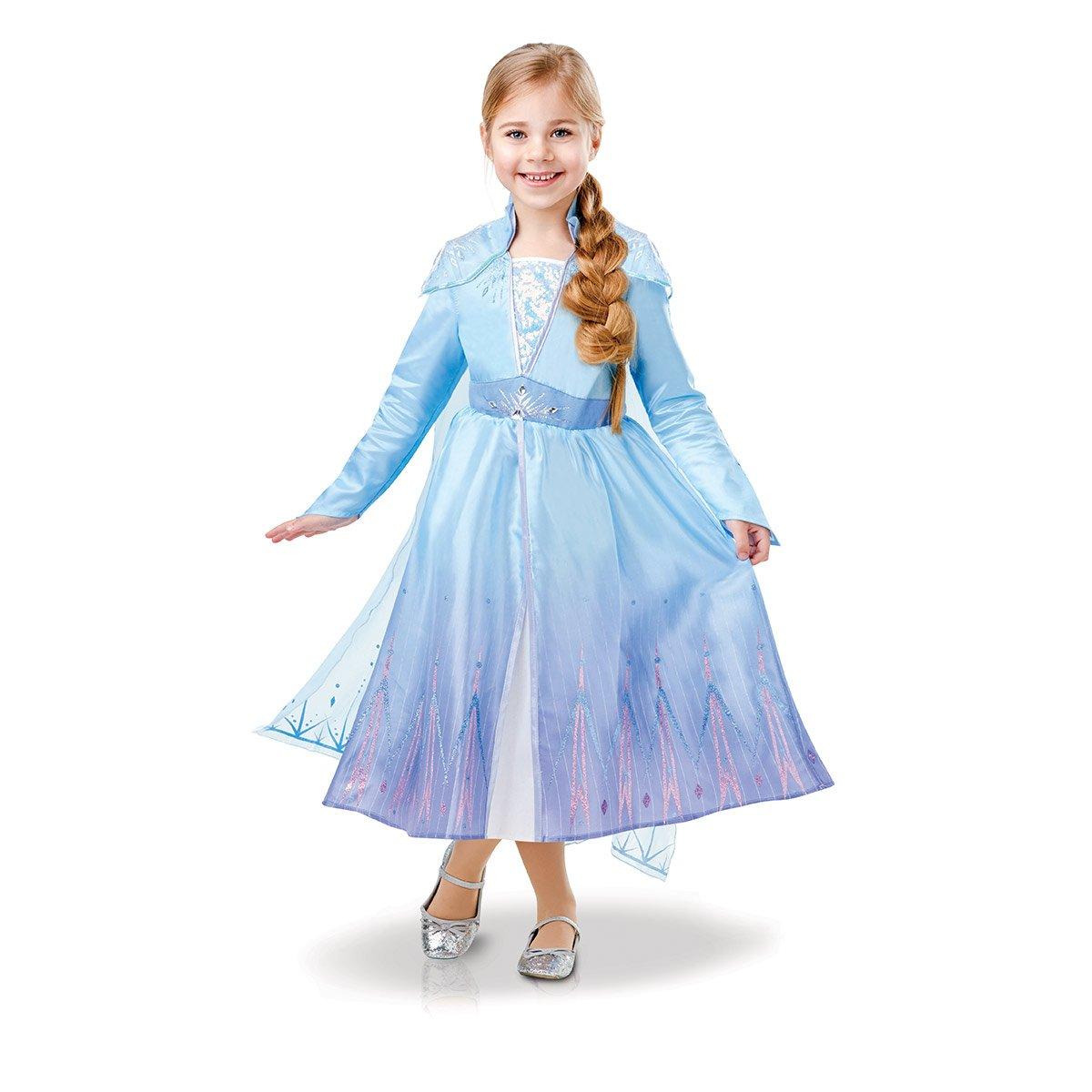 Déguisement Luxe Elsa La Reine des Neiges
