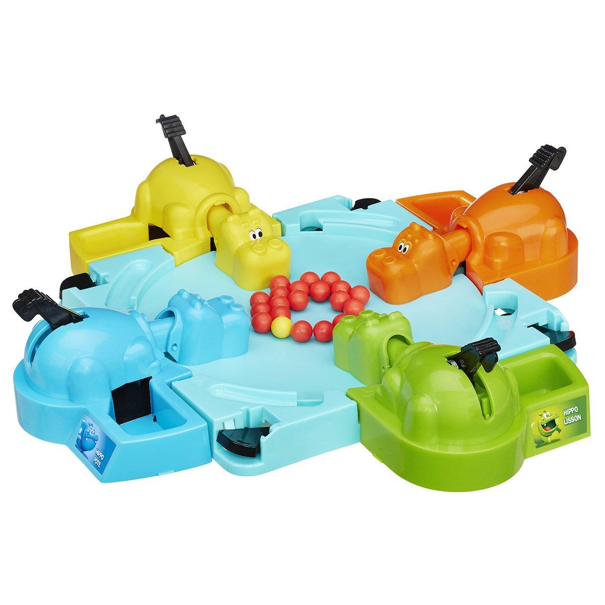 Hippos gloutons - Jeux de société et Puzzles - La Grande Récré