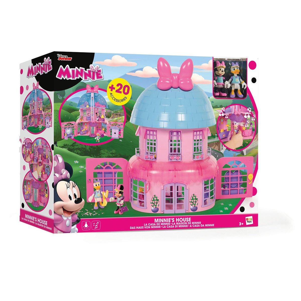 La maison de Minnie - Disney