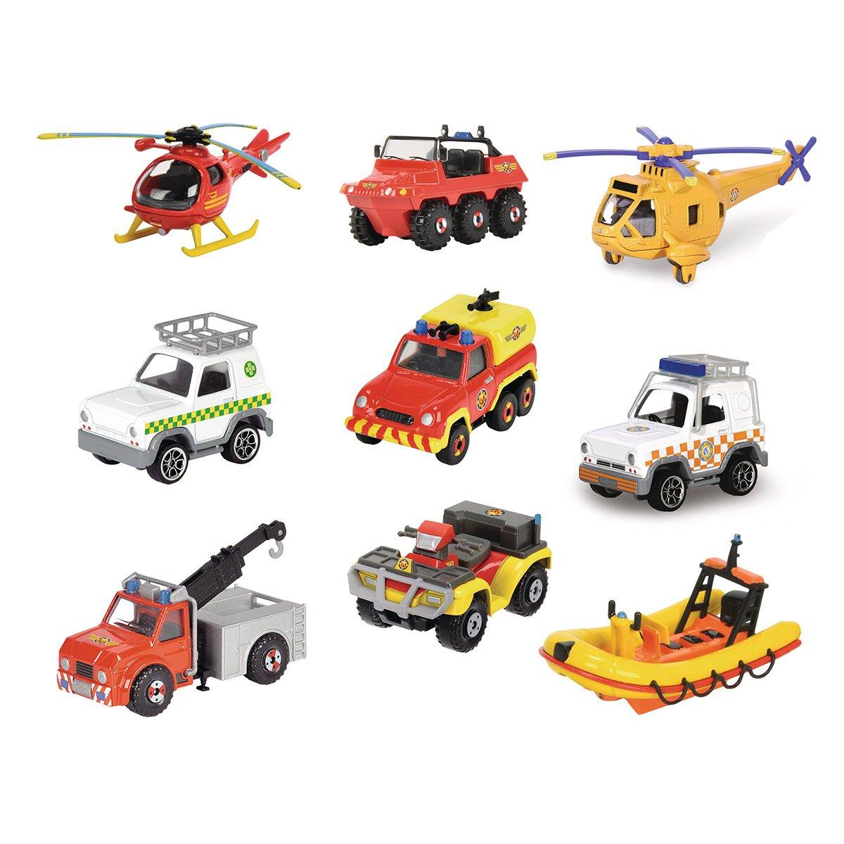 Vehicule Sam Le Pompier Vehicules Et Figurines La Grande Recre