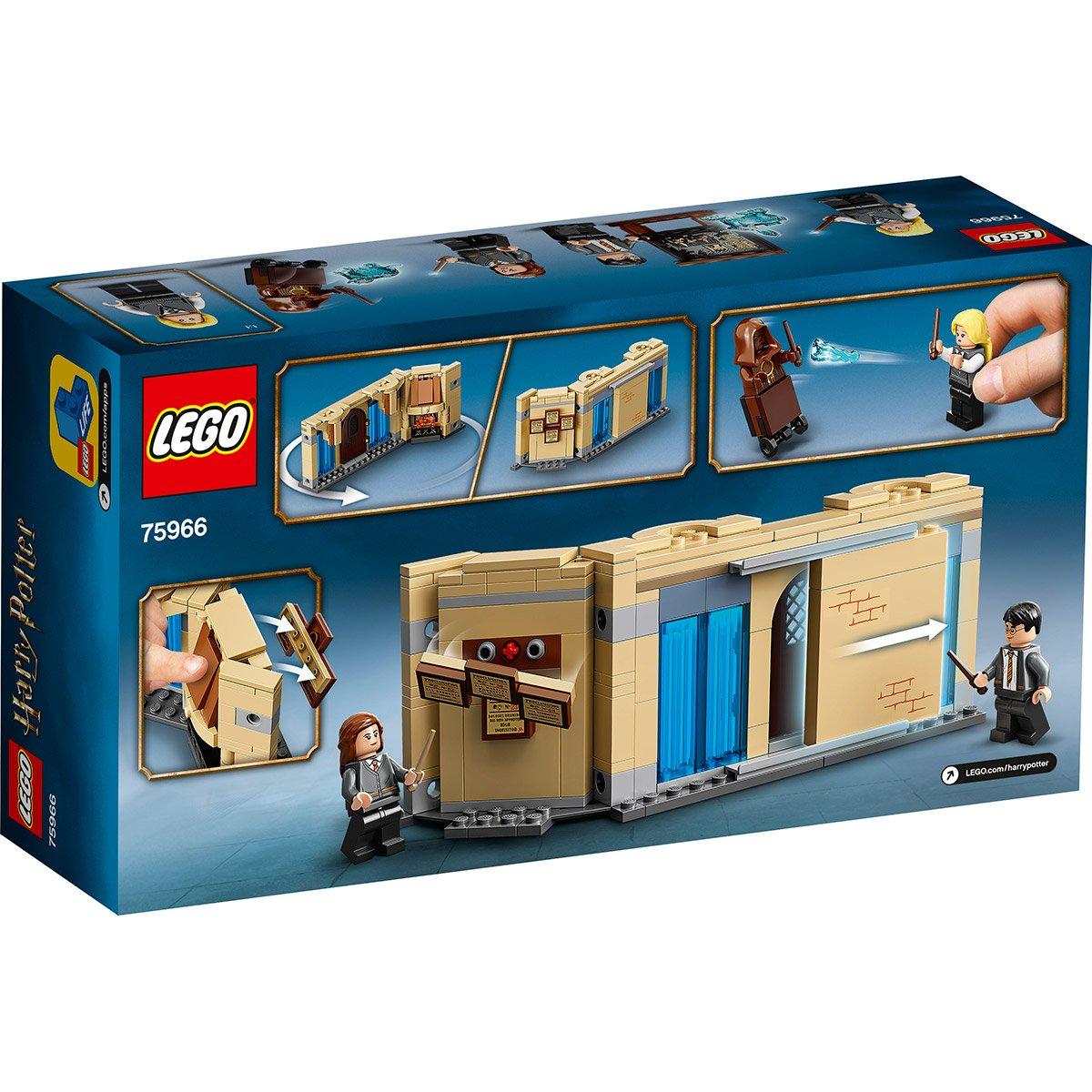 la salle sur demande au Château de Poudlard ™ Lego 75966-Harry Potter ™