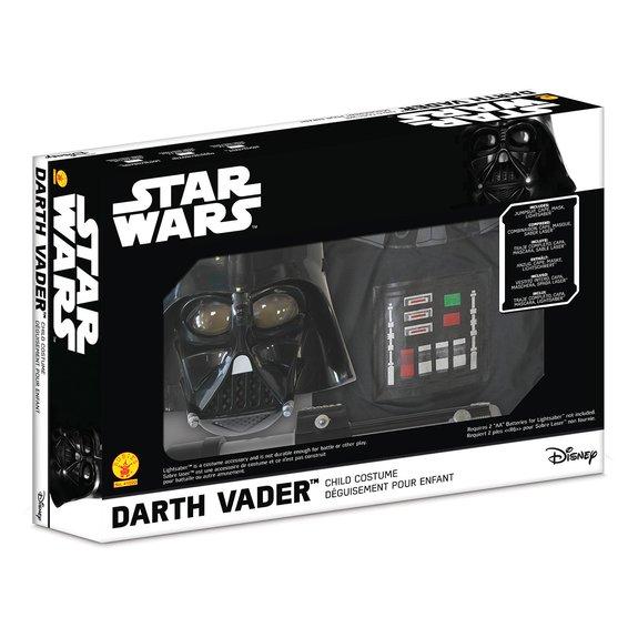 Star wars : déguisement de luxe Dark Vador