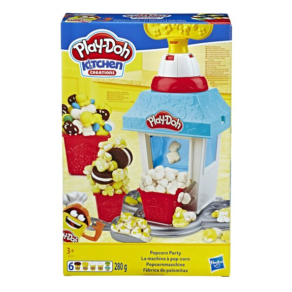 La machine à pop-corn Play-Doh