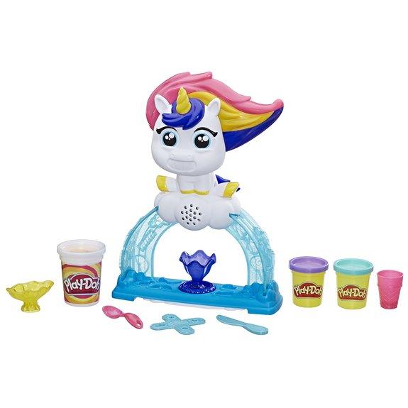Le glacier licorne Play-Doh
