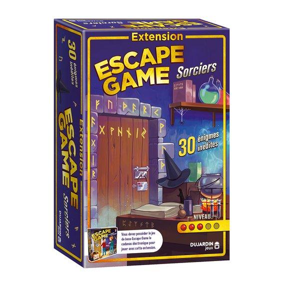 Escape Game Extension Sorciers