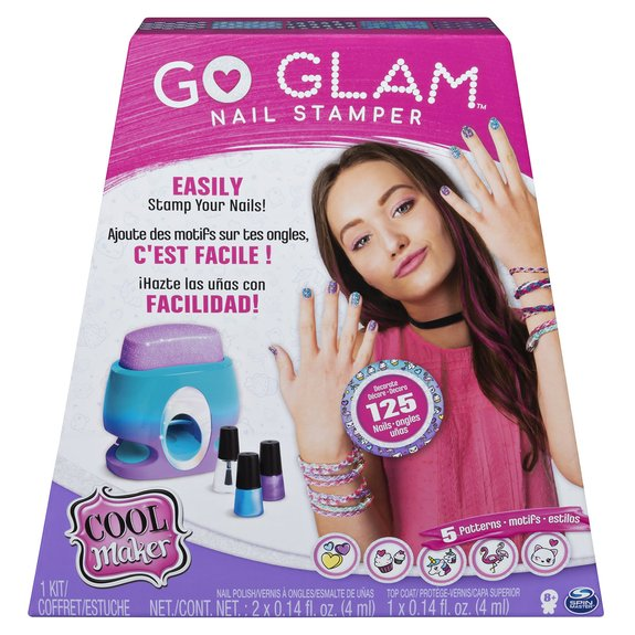 COOL MAKER - Go Glam Nail Stamper