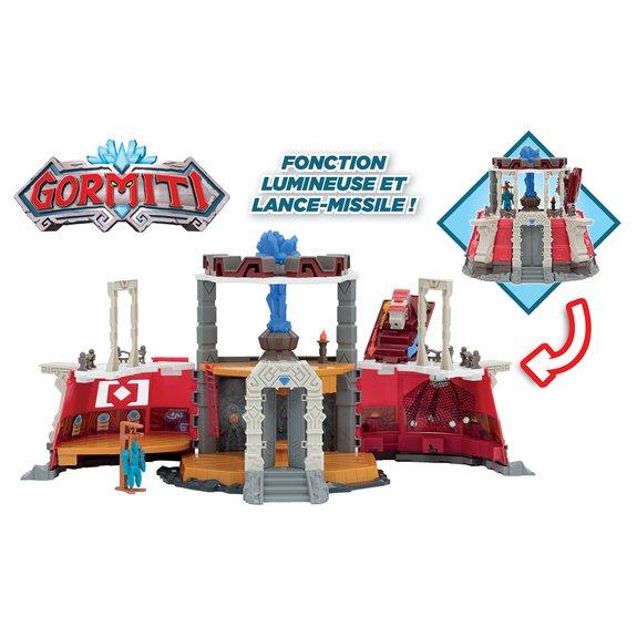 La tour des éléments électroniques Gormiti