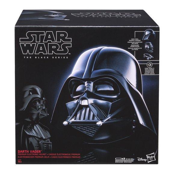 Star Wars Black Series - Casque électronique Dark Vador