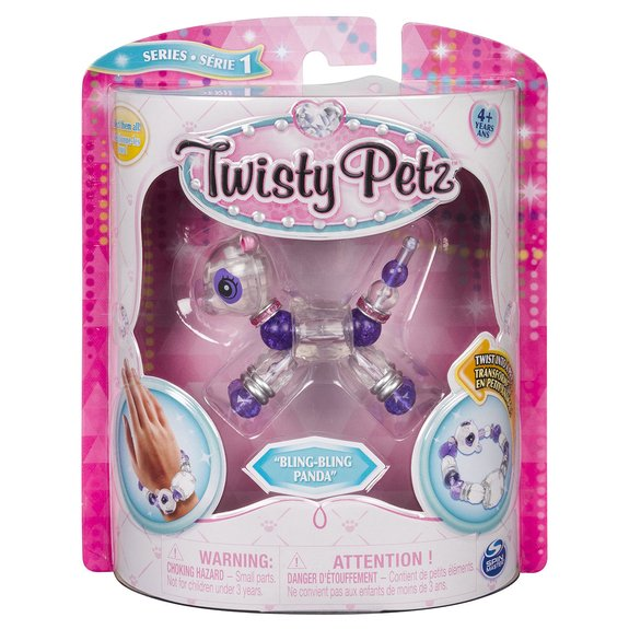 Figurine Twisty Petz