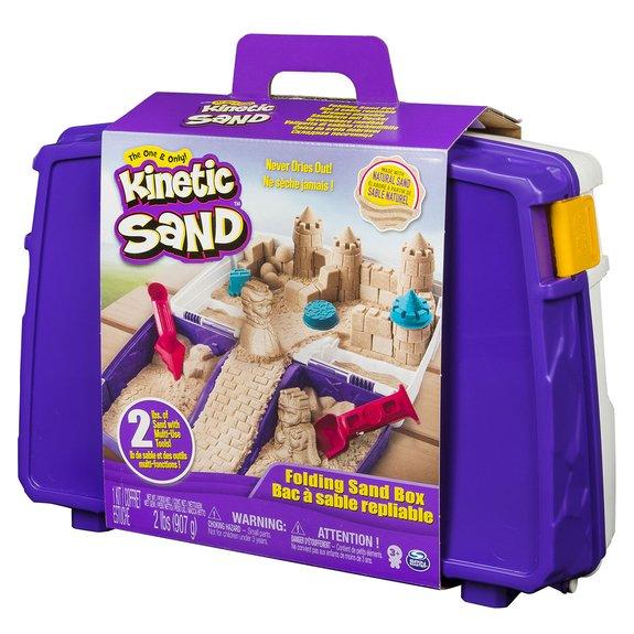 Mallette d'activités 900 g Kinetic Sand