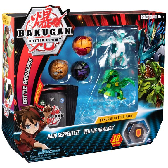 Coffret Bakugan Battle Planet