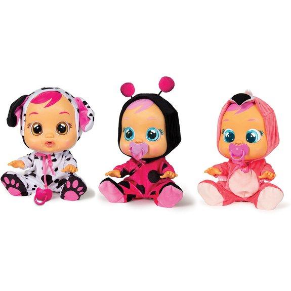 Cry Babies V2 (Lady, Fancy, Dotty)