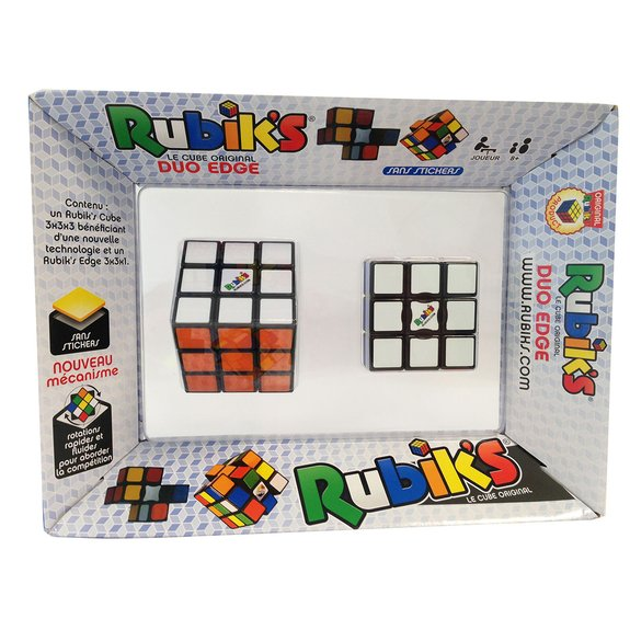 Rubiks DUO EDGE