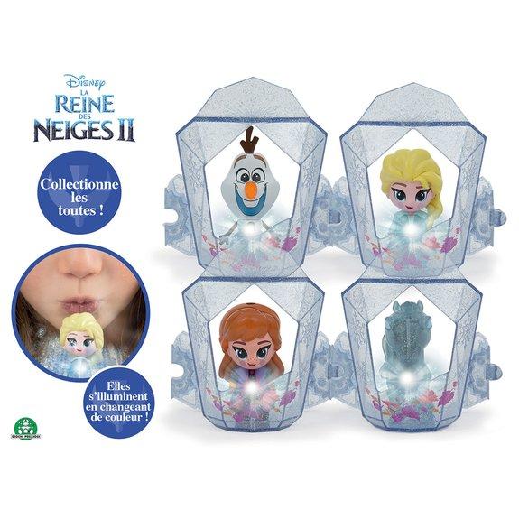 Maison avec Figurine La Reine des Neiges 2