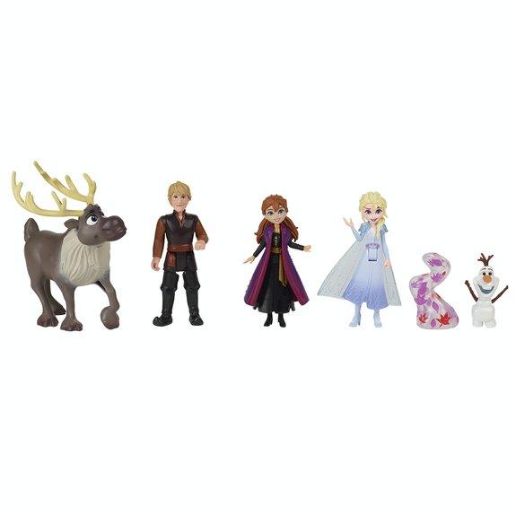 Coffret figurines La Reine des Neiges 2