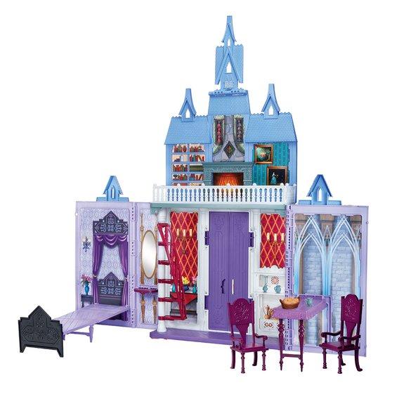Le château d'Arendelle classique - La Reine des Neiges 2