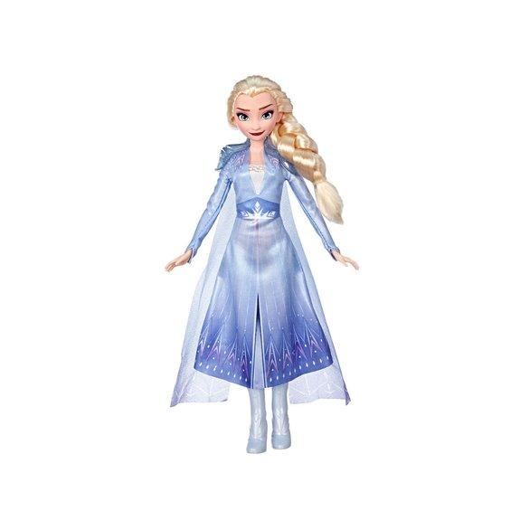 Poupée Elsa Nouvelles Tenues La Reine des Neiges 2