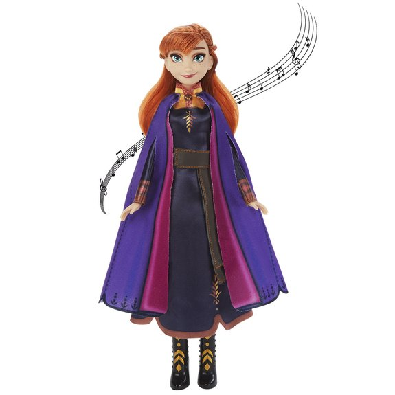 Poupée Anna Chantante - La Reine des Neiges 2