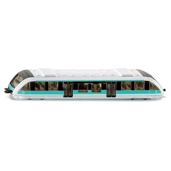 Train de banlieue RATP