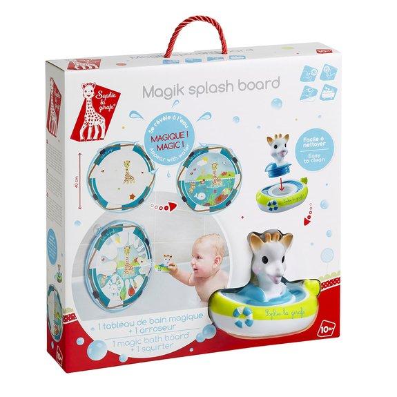 Magik splash board