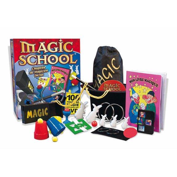 Magic School 100 tours + DVD inclus