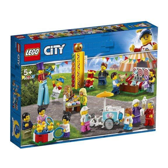 La fête foraine LEGO City 60234