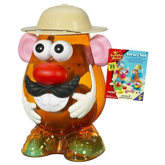 M. Patate Safari Playskool