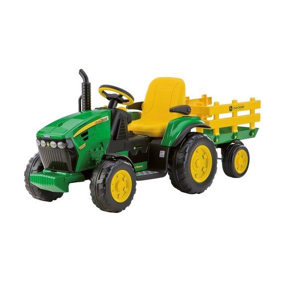 Tracteur avec remorque John Deere Ground Force