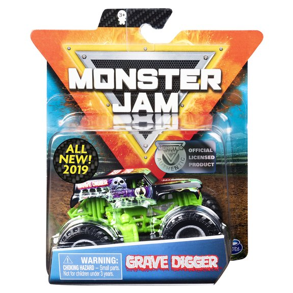 Véhicule Monster Trucks - Monster Jam