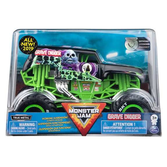 Monster Jam - Collector Monster Trucks