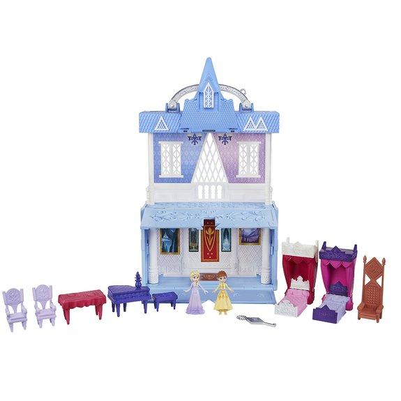 Le mini château d'Arendelle - La Reine des Neiges 2