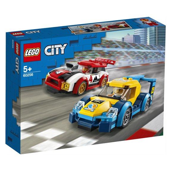 Les voitures de course LEGO City 60256