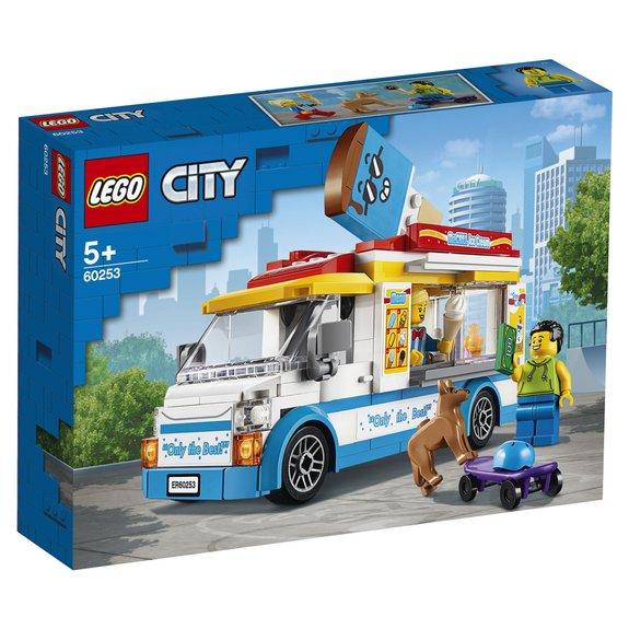 Le camion du marchand de glace LEGO City 60253
