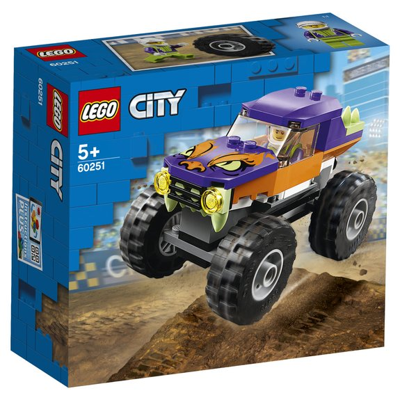 Le Monster Truck LEGO City 60251
