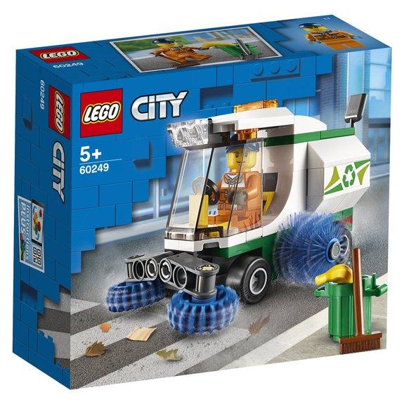 La balayeuse de voirie LEGO City 60249