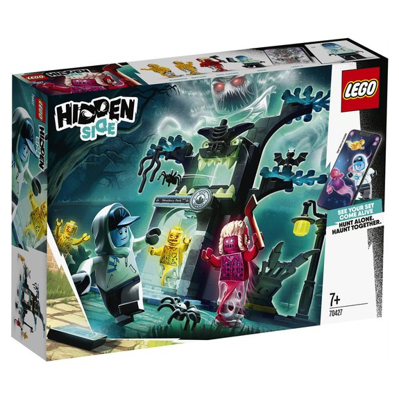 Le monde hanté dHidden Side LEGO Hidden Side 70427