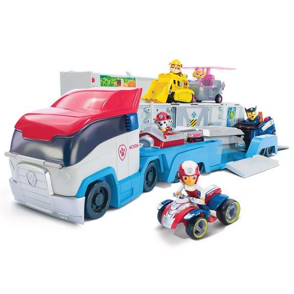 Camion Pat' Patrouilleur Pat'Patrouille - Paw Patrol