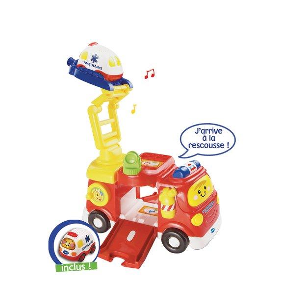 Tut tut bolides - Mon super camion de pompiers