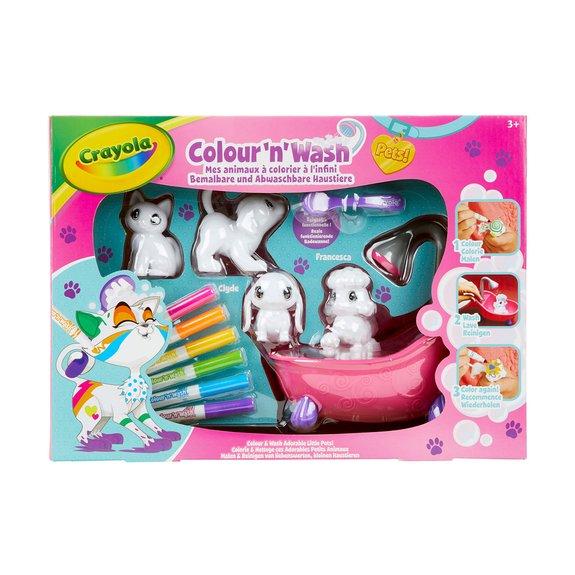 Color' n' wash pets