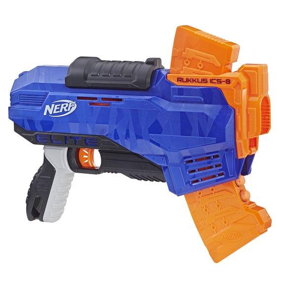 Pistolet Nerf Elite Rukkus