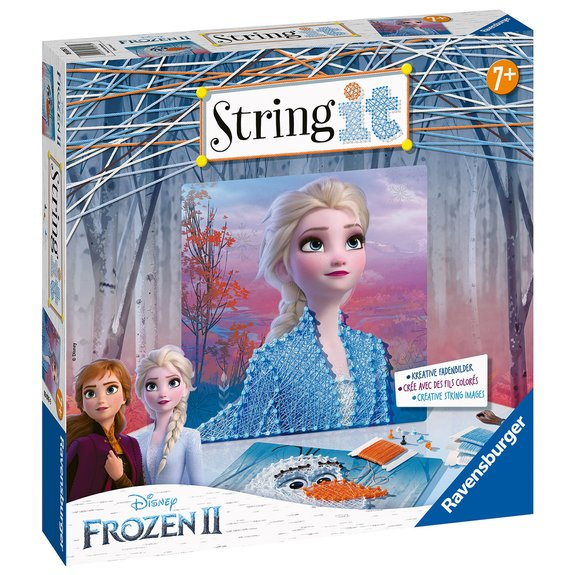 String It midi : Disney La Reine des Neiges 2