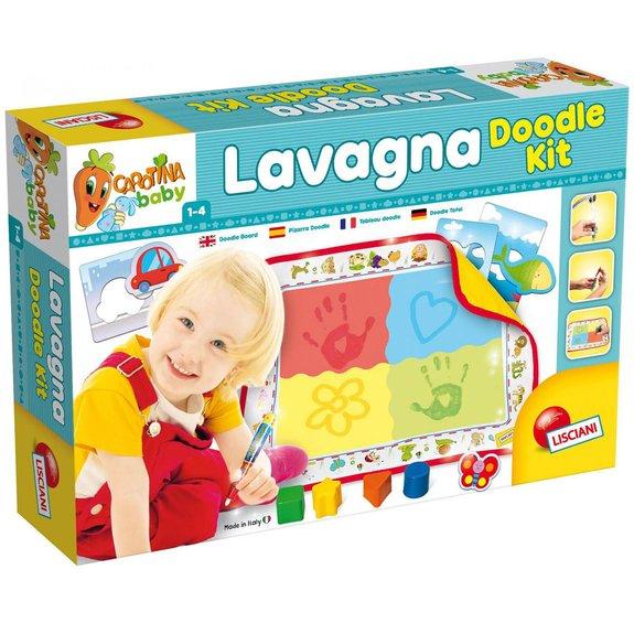 Tapis magique - Carotina Baby - Doodle Kit