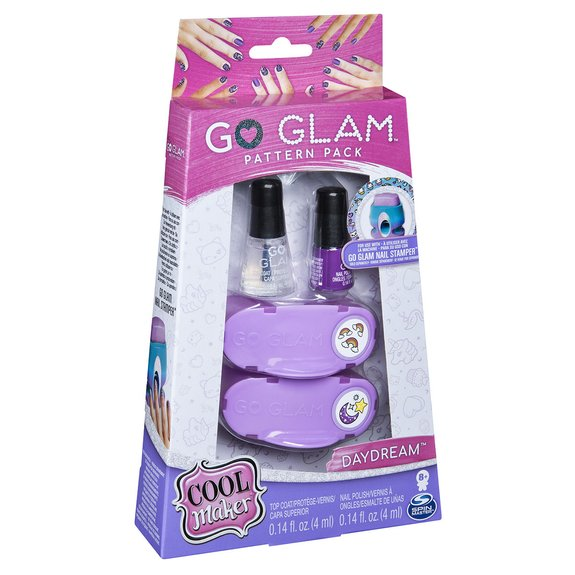 Cool Maker - Recharges Go Glam Nail Stamper Large