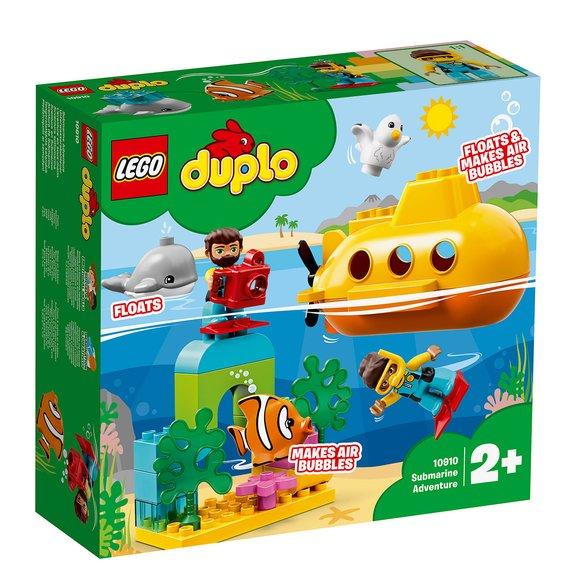 L'aventure en sous-marin LEGO DUPLO 10910