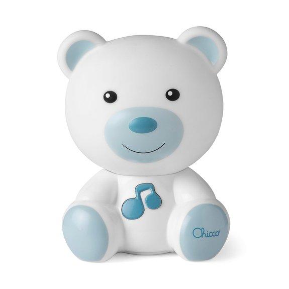 Veilleuse musicale dreamlight bleue
